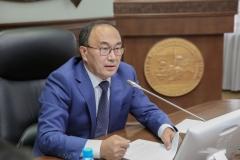 Кеңес төрағасы Сыдықов Ерлан Бәтташұлының сөзі